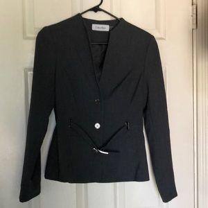 Blazer jacket Calvin Klein size 2